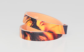 Bracelet – Dance to trance, Orange