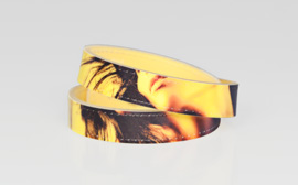 Bracelet – Dance to trance, Yellow